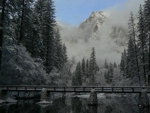 Yosemite Housekeeping Camp Bridge