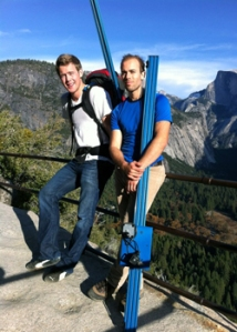 Sheldon Neill and Colin Delehanty of Project Yosemite
