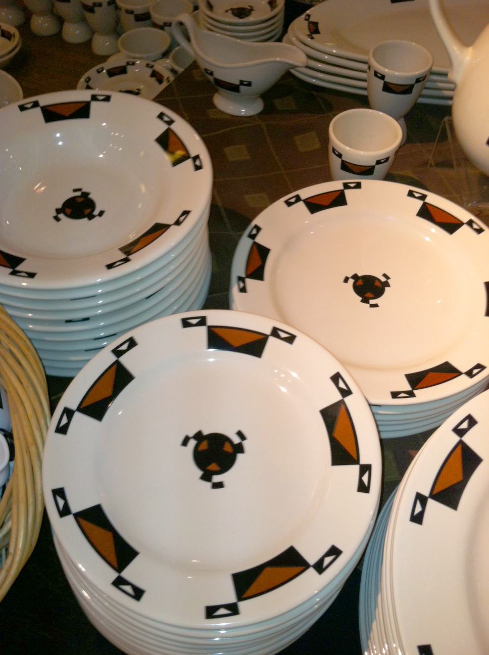 The Ahwahnee China: Dining with History | Yosemite Park Blog
