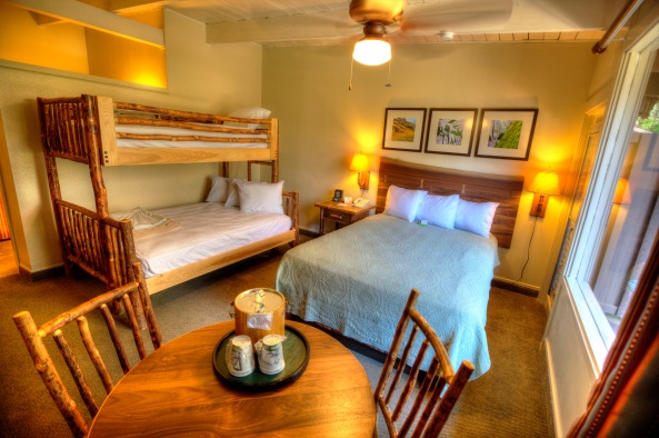 Lodge Bunk Room