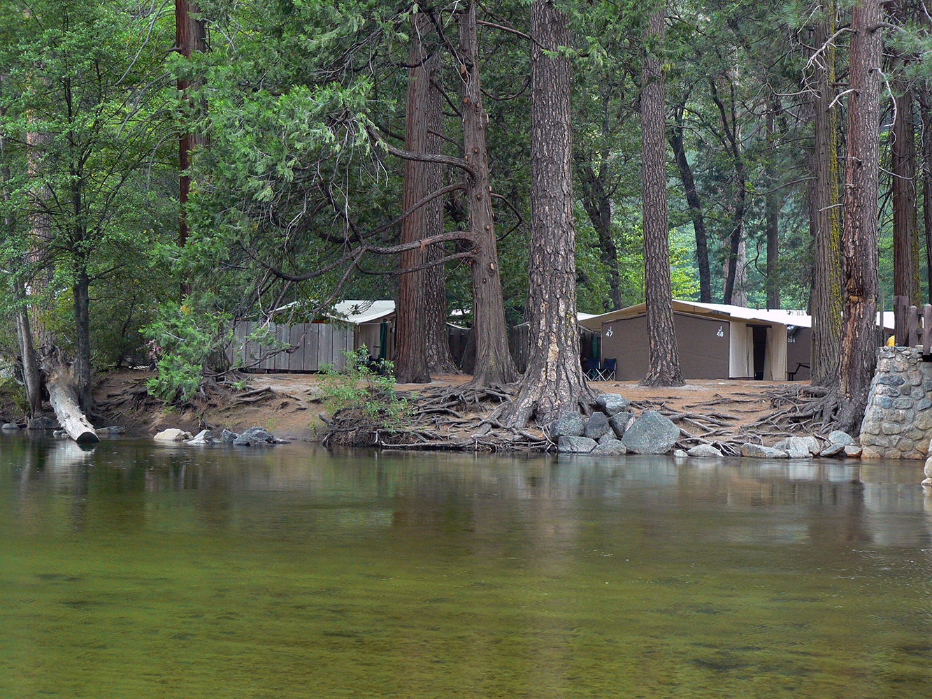 Openings and closings yosemite park blog for Cabins in yosemite valley