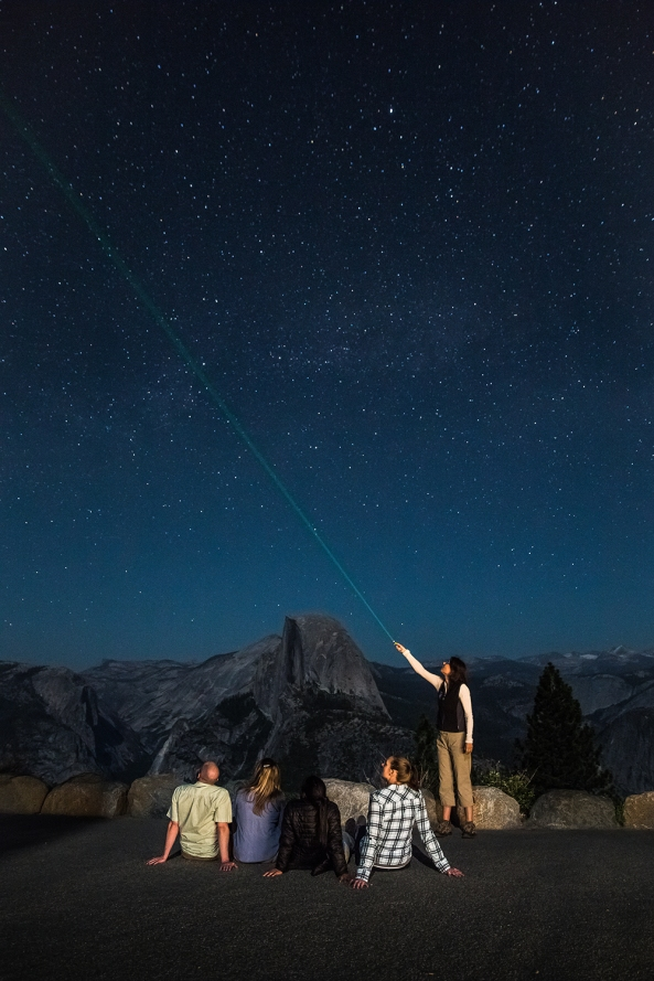Stargazing Tour at Glacier Point