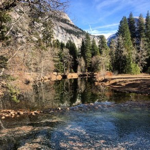 Yosemite Valley Merced River by Yosemite Nation