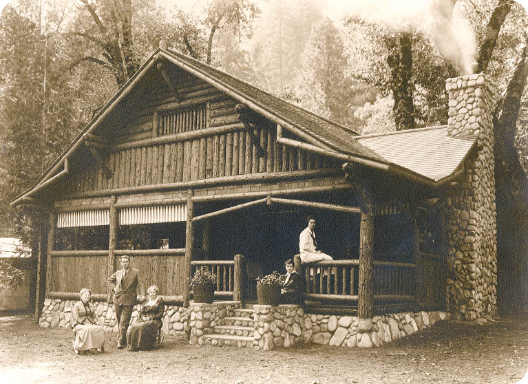 Little known facts about the history of curry village in for Curry village cabins yosemite