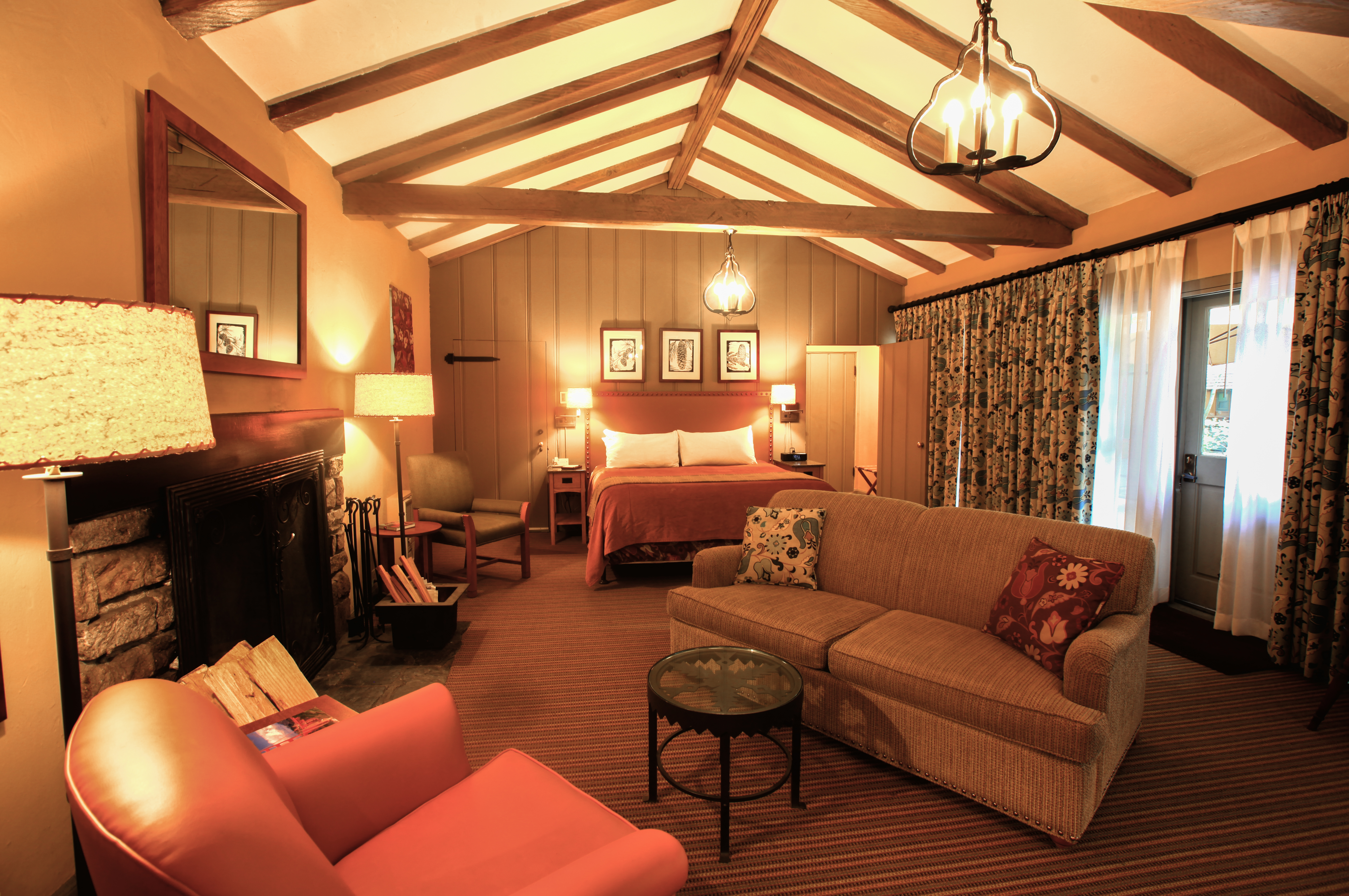 renovated cottages at the ahwahnee in yosemite yosemite park blog