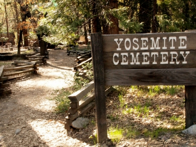 2014 Oct Yosemite Cemetery Gena Wood
